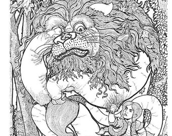 Adult Coloring Pages 700 Pages Fantasy Coloring Anti-Stress PDF
