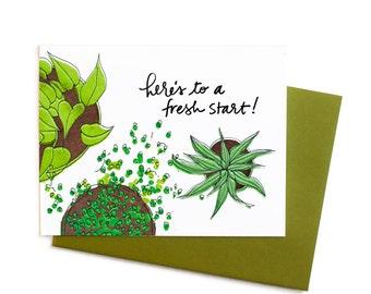 Fresh Start, Single Card