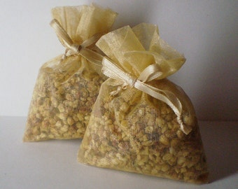 Patchouli Aroma Sachet - Made with 100% Essential Oils