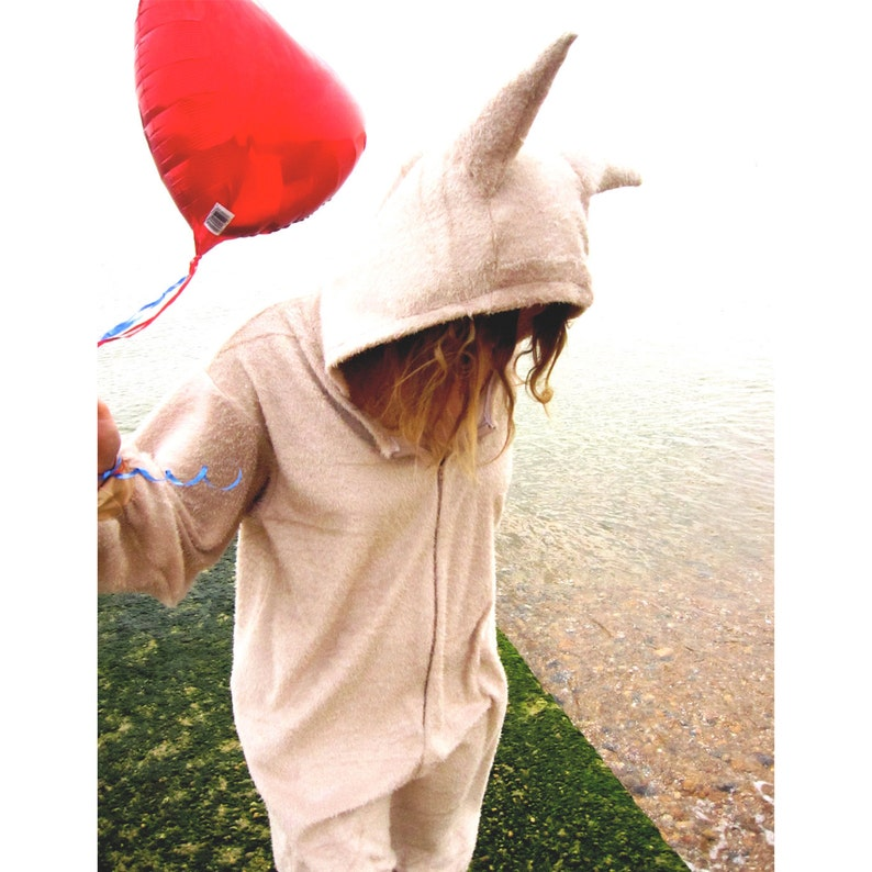 Max costume  Where the Wild Things Are onesie image 0