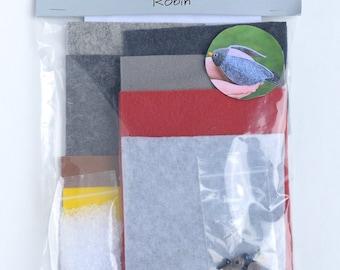 Spring Birds Materials Kit: ROBIN