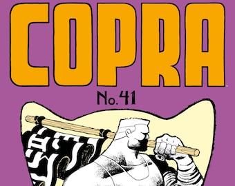COPRA issue 41 · Final Ochizon Saga Chapter