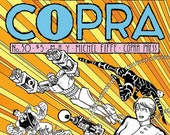 COPRA 30, Limited Edition Comic Book Series