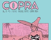 Copra 15: the Gracie Issue, Limited Edition, Comic Book