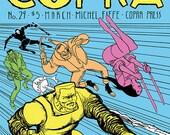 COPRA 29, Limited Edition Comic Book Series