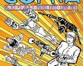 COPRA 30, Limited Edition Comic Book Series