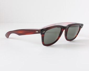 34340007783 Vintage 1960s B L Ray Ban Wayfarer Sunglasses