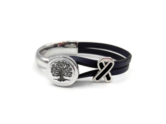 Colon Cancer Awareness Bracelet Etsy