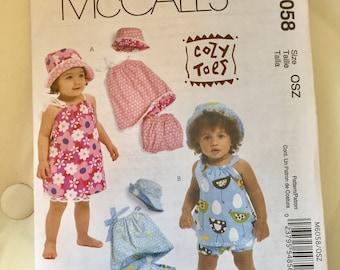 McCall's Pattern 6058