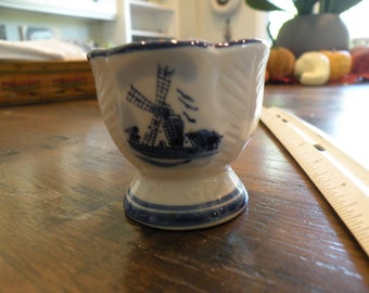 Delft Collectible Toothpick Holder