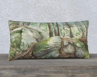 Woodland Decorative Pillow