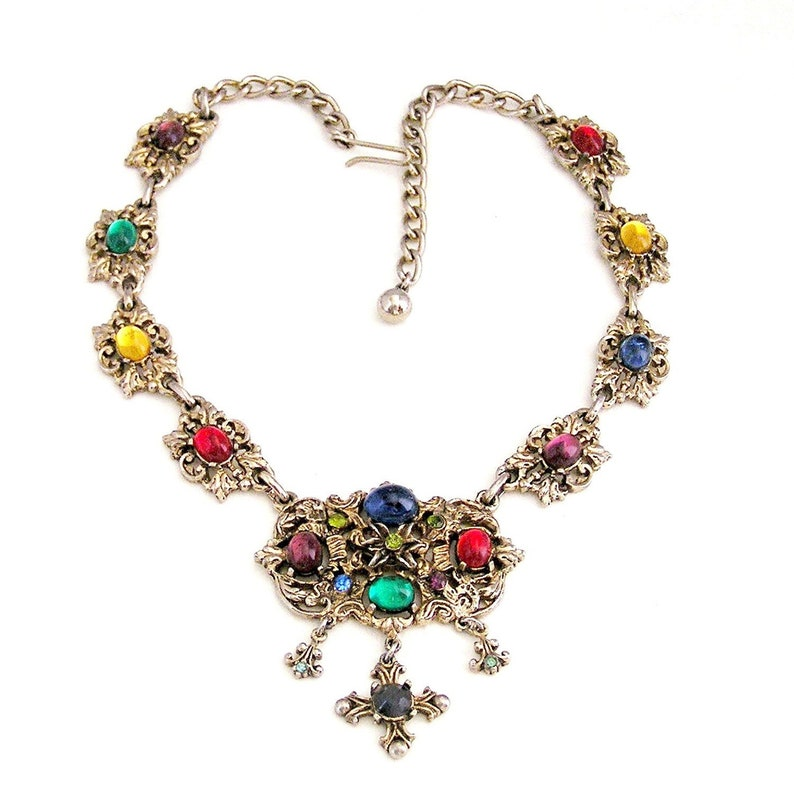 Jewelcraft Renaissance Revival Necklace image 0