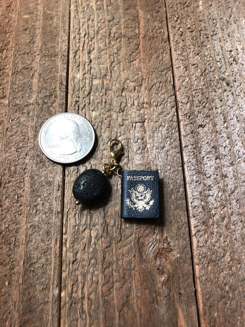 World Traveller Pretty Diffuser Charm