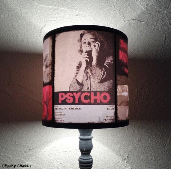 Alfred Hitchcock Psicosis vamos todos un poco loco a veces Vinilo el arte de pared calcomanía