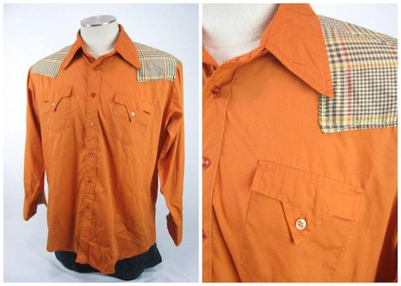 Rockabilly Western Shirt - Customized Vintage