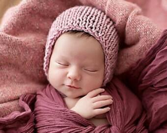 Newborn Hat Girl, Newborn Photo Prop Girl, Newborn Girl Hat, Newborn Girl Outfit, Newborn Girl Gift, Baby Girl Hats, Newborn Girl Photo Prop
