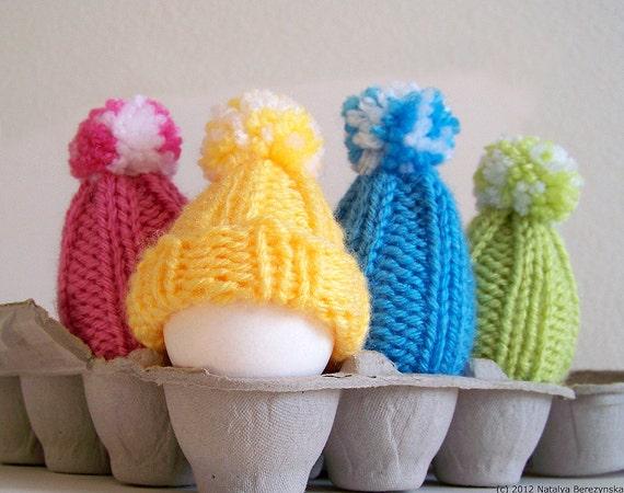 Egg Cozy Pattern Beginner Knitting Patterns Amigurumi Etsy