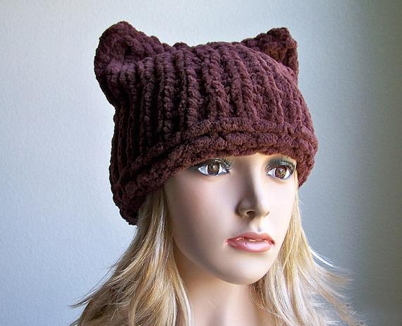 Knit Hat Pattern Knitting Pattern Hat Pattern Knitting Etsy