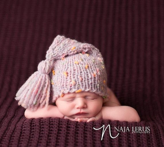 Newborn Stocking Hat Newborn Stocking Cap Baby Stocking Cap  2ee56d0fd27