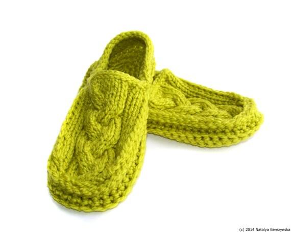 Crochet Pattern Crochet Slipper Pattern Knitting Pattern Etsy