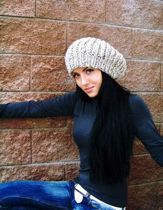 Knit Hat Pattern Knitting Patterns Hats Knit Beanie Pattern Etsy