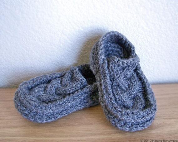 Baby Slippers Pattern Baby Booties Pattern Crochet Pattern Etsy