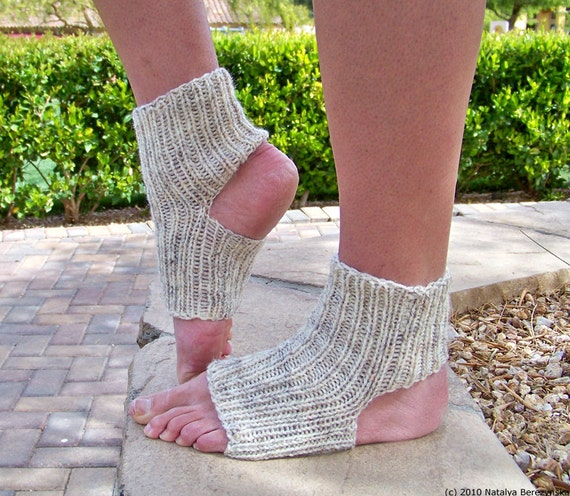 Knitting Pattern Knit Socks Pattern Yoga Socks Knit Sock Etsy