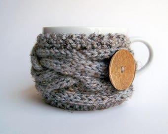 Hygge Decor, Coffee Mug Cozy, Coffee Cozy, Coffee Cup Cozy, Coffee Cup Sleeve, Coffee Sleeve, Tea Cozy, Coffee Decor, Coffee Gifts
