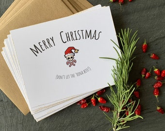 Quirky Holiday Cards for a Pandemic Year!