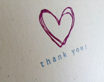 Thank You Cards (Set of 10)