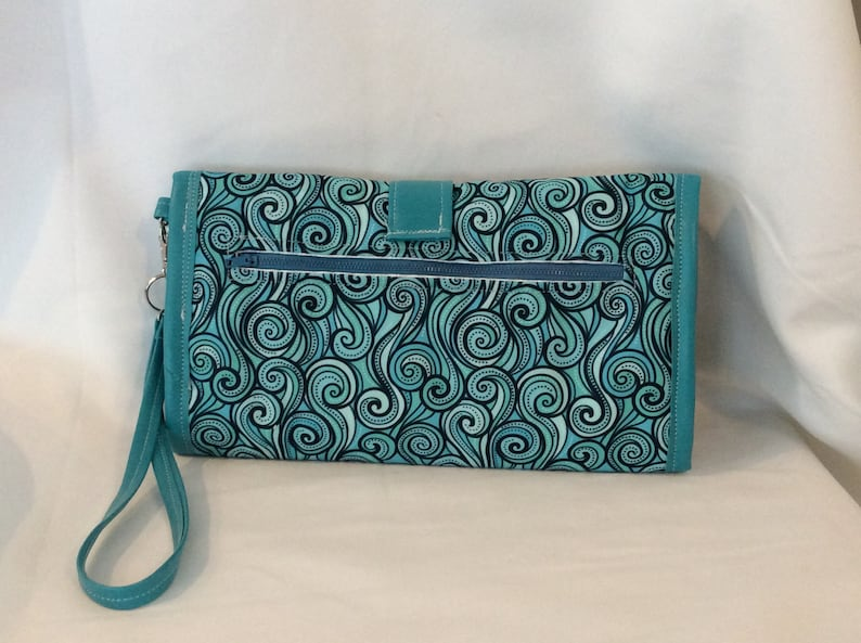 Changing Pad Clutch changing pad clutch Travel Diaper clutch Baby Diaper Changing Pad Clutch