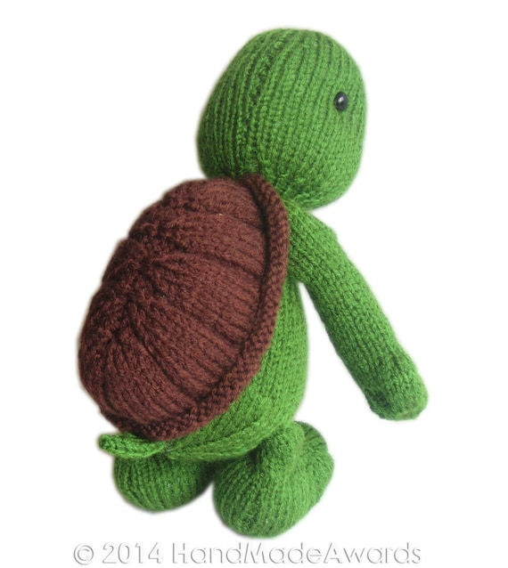 Turtle Baby Pdf Email knit PATTERN | Etsy