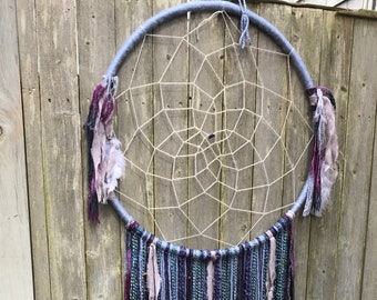 Beautiful handmade BoHo Dream Catcher oversized, extra large