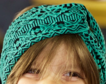 Tribal Knotty Turban