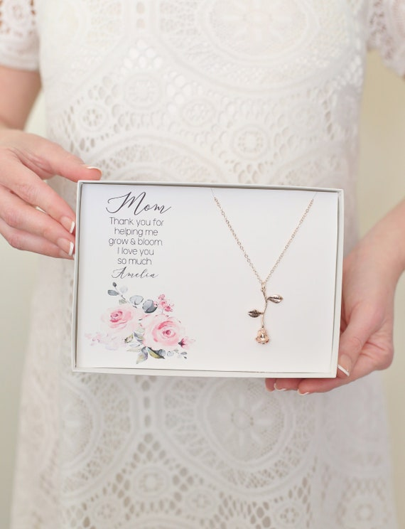 Personalized Gift / Personalized Necklace / Personalized Gift For Mom / Mom Necklace / Gift For Mom / Mom Gift / Custom Gift