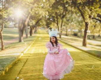 Glinda the Good Witch Dress     Size 2 child