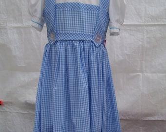 Dorothy Dress       Size girl  8