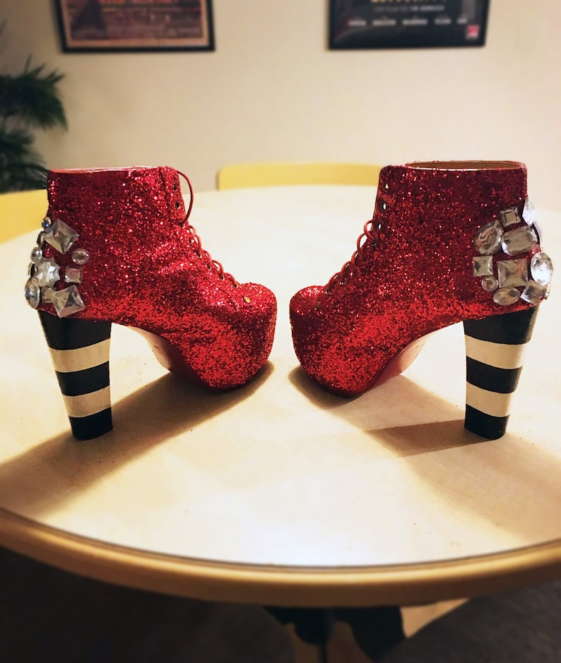 9a14c2228260 Dorothy  Straight Outta Oz  Replica heels