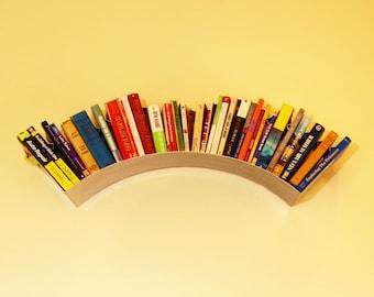 Arc Metal Bookshelf Grinded