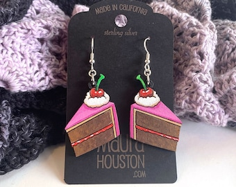 Piece of Cake Earrings