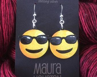 Cool Emoji Earrings