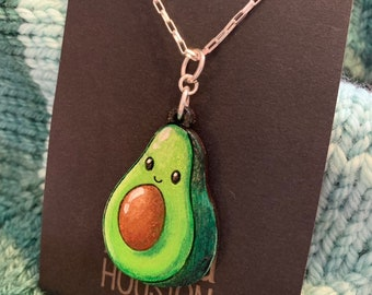 Happy Avocado Necklace