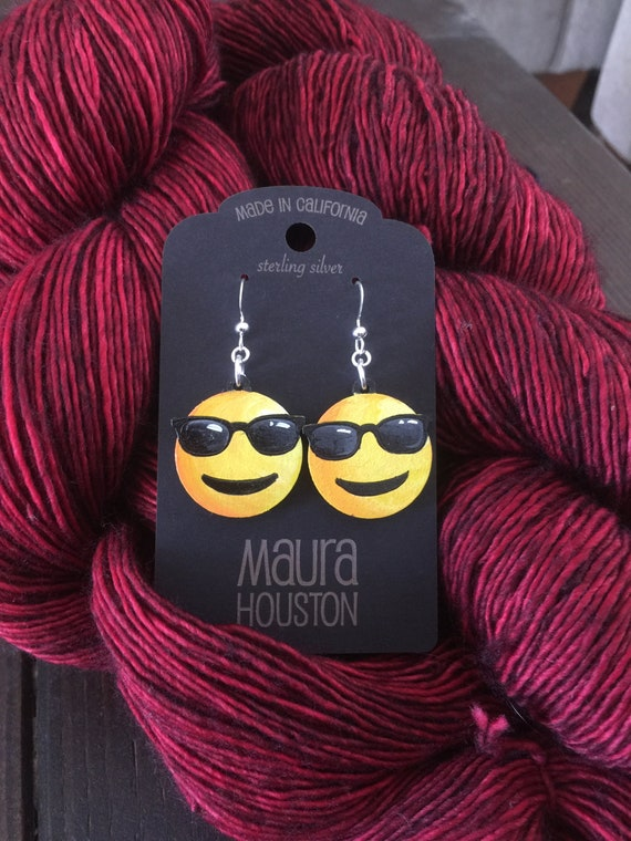 Cool Emoji Earrings