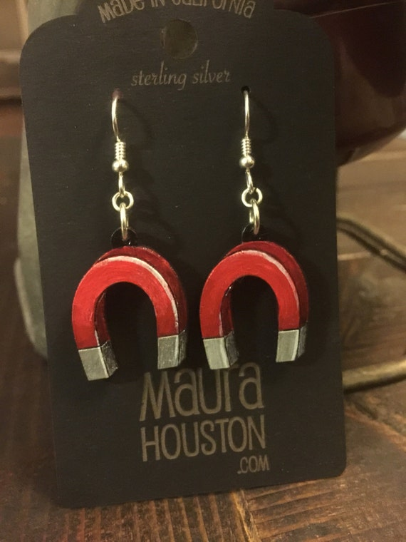 Magnet earrings