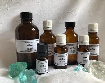 Essential Oil Gift Set   6 - 10ml Pure Oils, Frankinense, Egyptian Geranium, Oregano, Clove, Pine Oil, Fresh Ginger Root  Custom Order