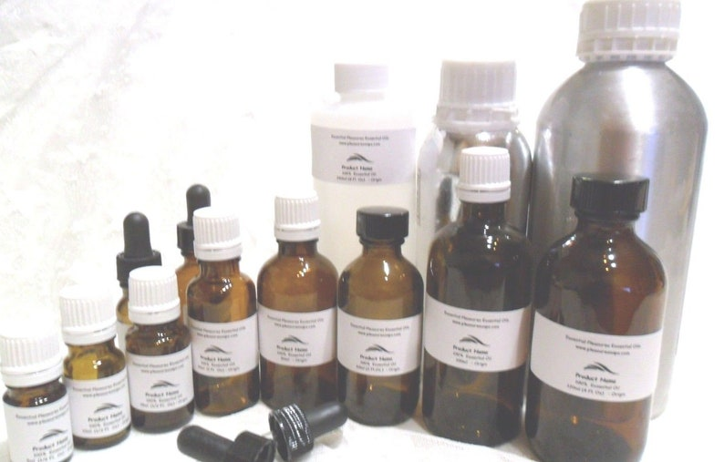 Fatigue Fighter Essential Oil Blend  in Dropper Bottle    15ml image 0