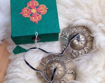 TINGSHAS BELLS Boxset Tibeten Mantra Sound Healing