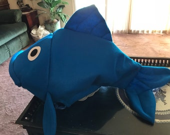 Dory blue fish costume & Fish costume | Etsy