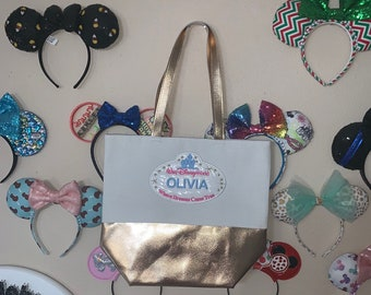 08c5674af Custom made bag with name