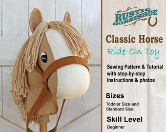 Diy Unicorn Horn Costume Piece For A Live Horse Sewing Pattern Etsy